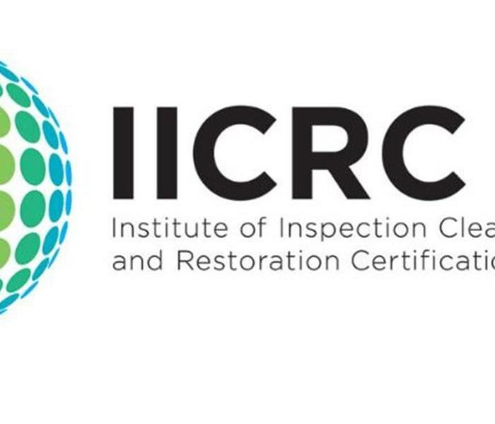 We are an IICRC Certified Firm!